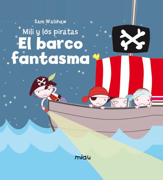 Mili y los piratas 2 vol.